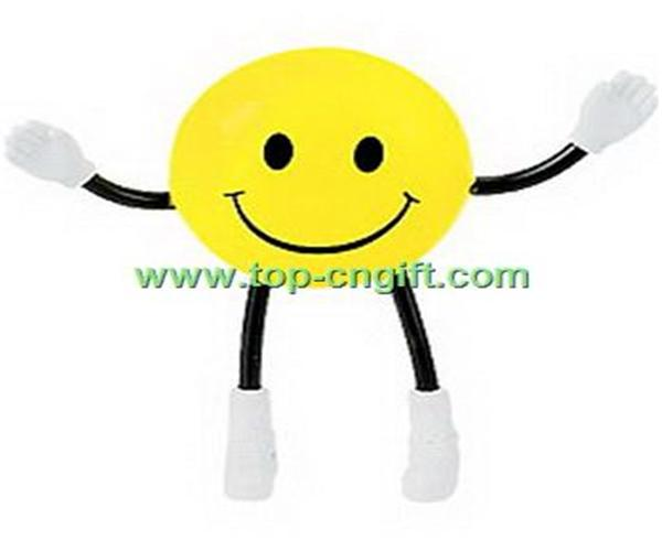 PU Stress Ball man shape