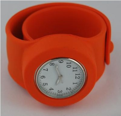 Double Wrap Silicone Watch