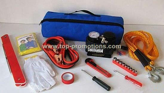 20pcs Emergency Roadside kit