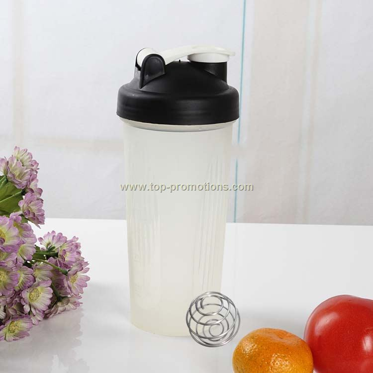 Shaker Cup with Spring