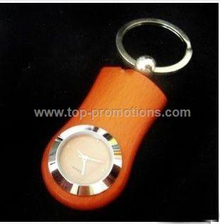 Keychain With Watch