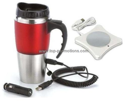 USB Heated Mug
