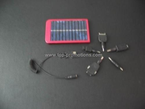 Solar Mobile phone Emergency Charger