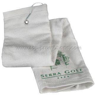 The Municipal Promo Golf Towel