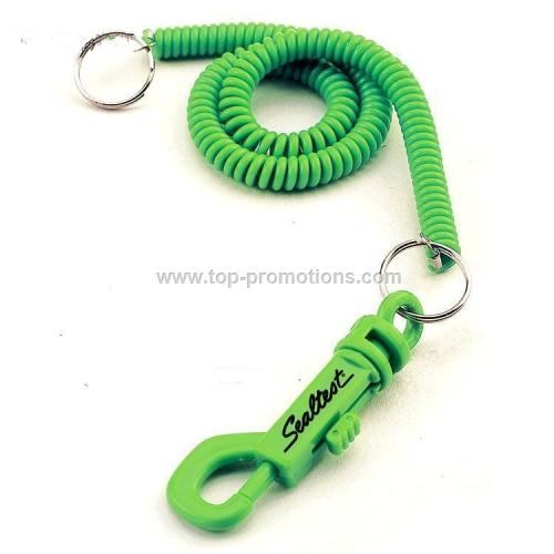 Standard Key Clip W/ 20 is Slim Coil