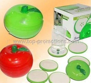 Apple Shaped Table Cup Mat