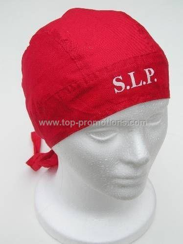 Custom Screen Print Head Wraps