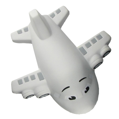 Large Airplane Stress Ball