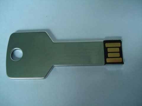 Key USB Sticker
