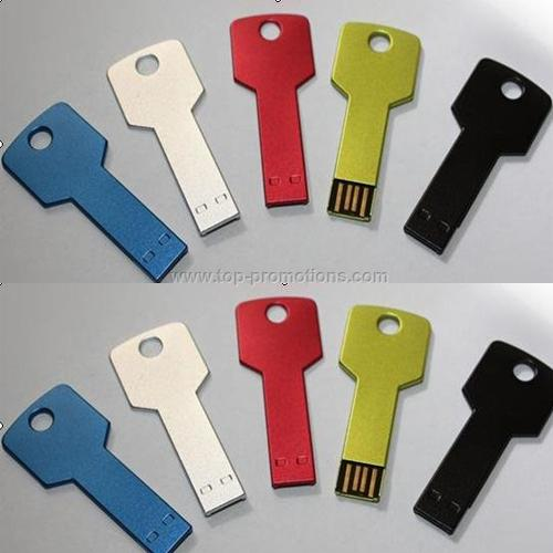 USB flash sticker -key stytle