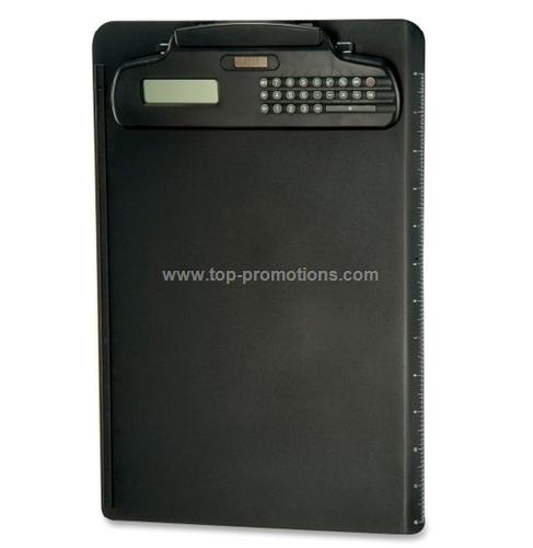 Plastic Clipboard With Calculator