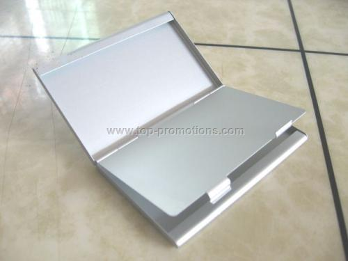 Metal Name Card Holder