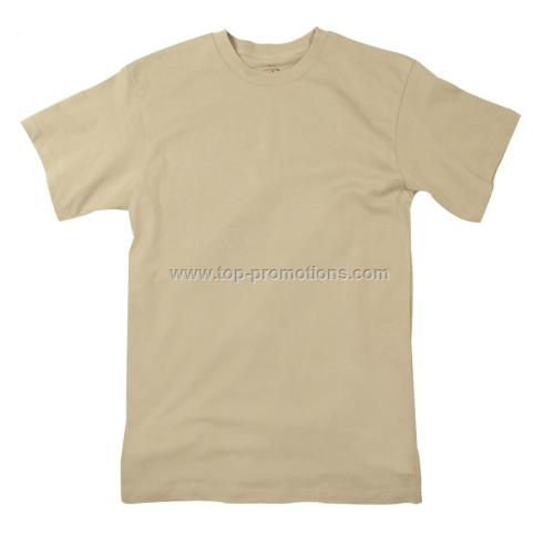 Sand color t shirt