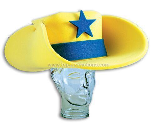 30 Gallon Hat with Star