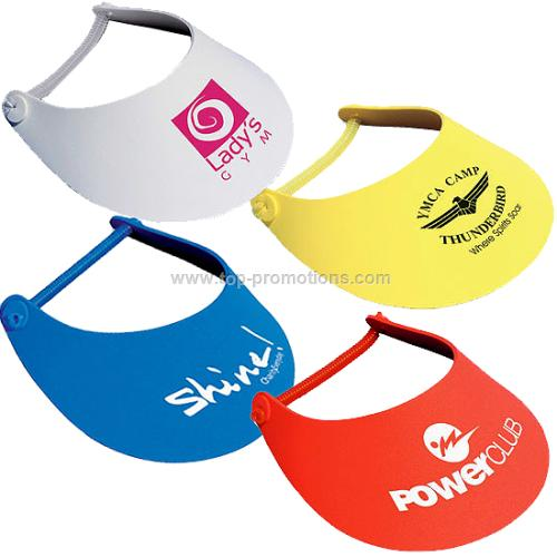 Soft Foam Sun Visor