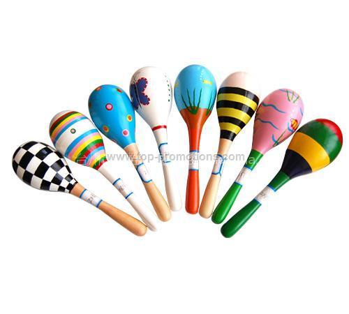 Wooden Maracas From China