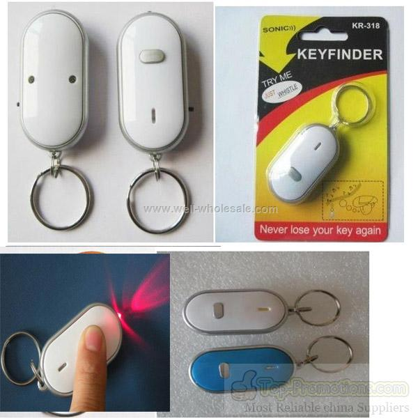 Key Finder with keychain