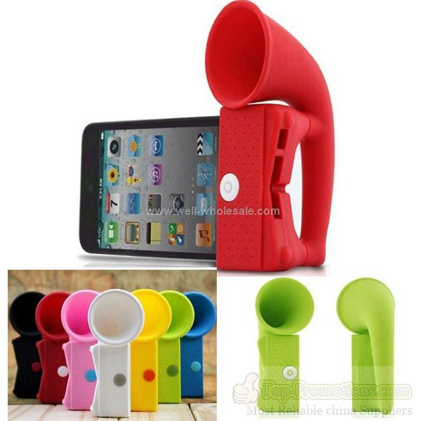 Hot sell Silicone iphone speaker