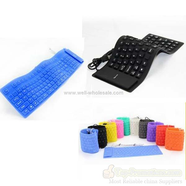 2012 new silicone keyboard