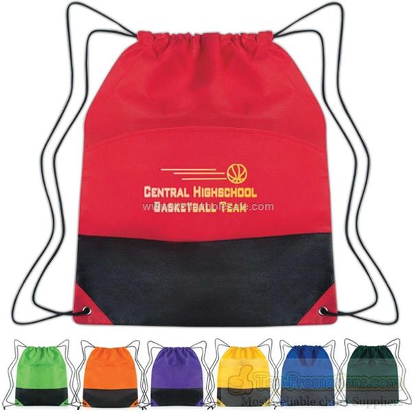 Top Rank Sports Drawstring Bag