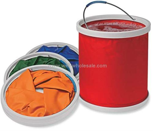 100% Waterproof Folding Bucket