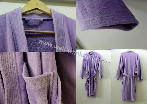 embroidered bathrobes/best bathrobe