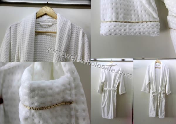 bathrobe for men/men bathrobe