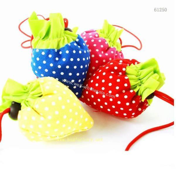 Strawberry shopping bag,shopping bag