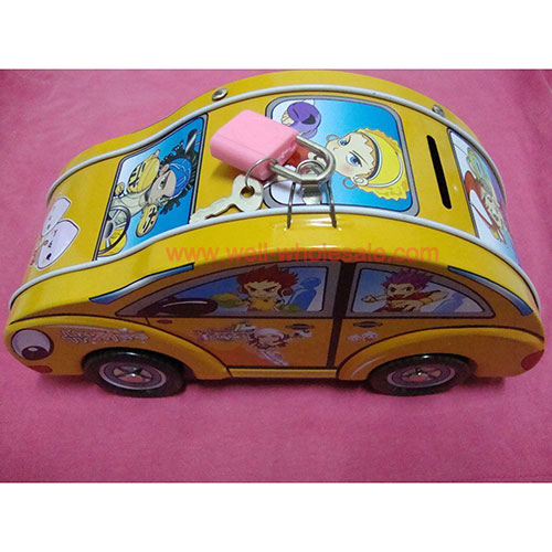 promotional car coin bank