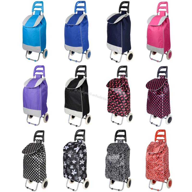 High quality folding shopping trolley bag,folding shopping cart