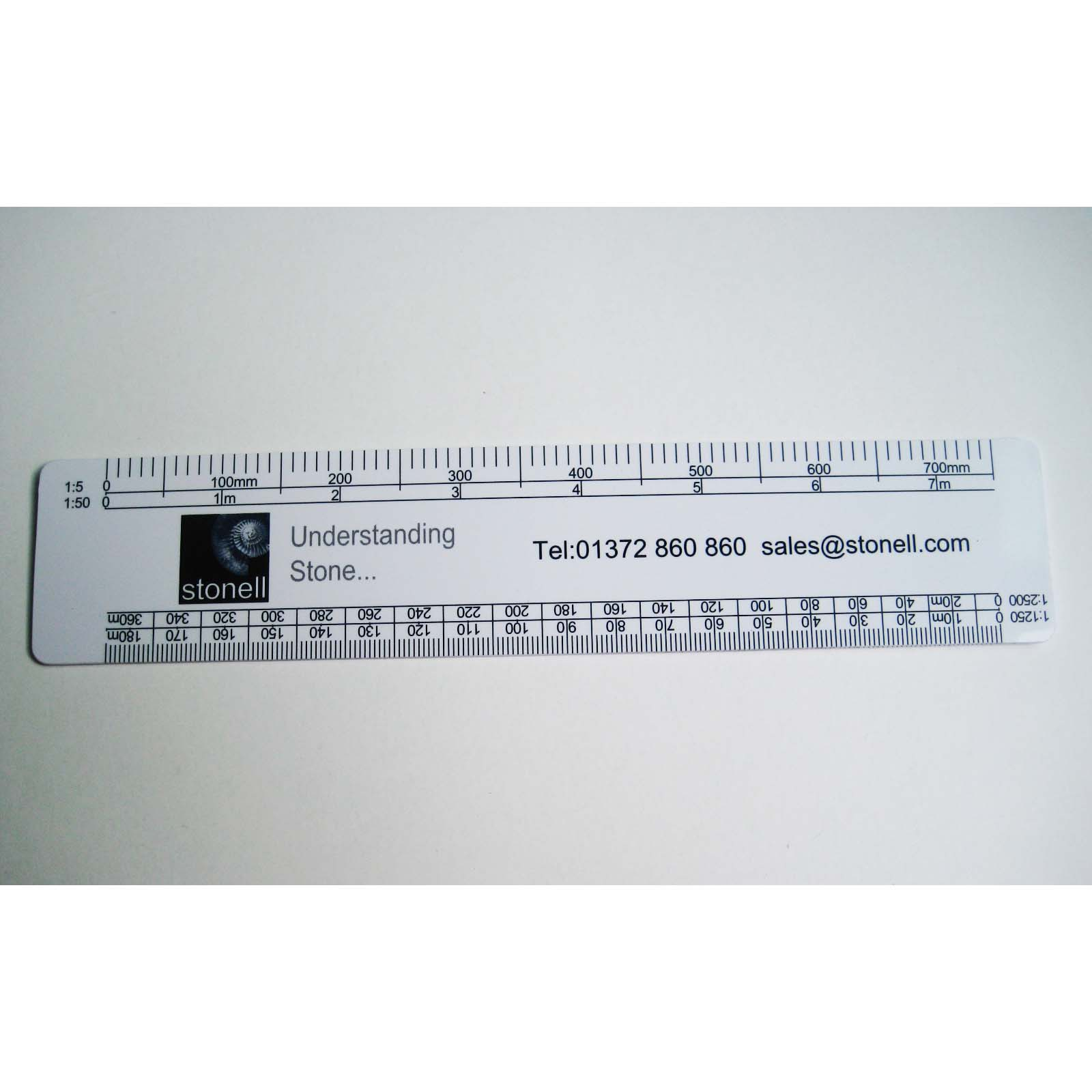 150mm Architects Scale Ruler