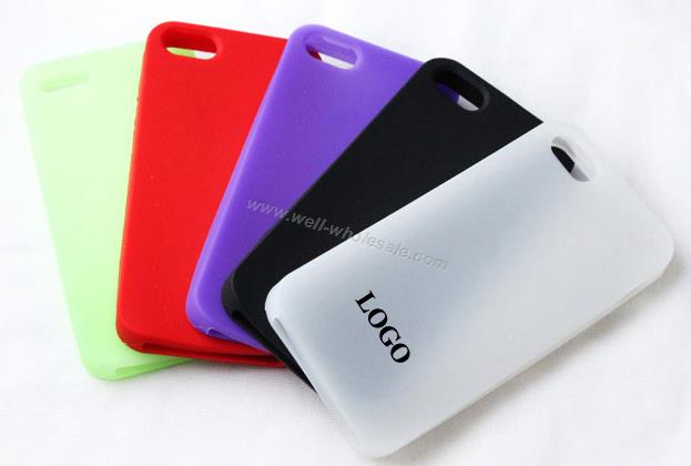 Soft Silicone Case For Iphone 5/5s