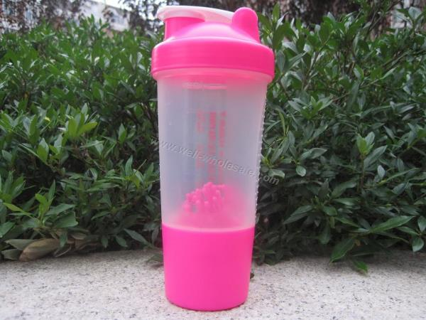 500ml shake bottle