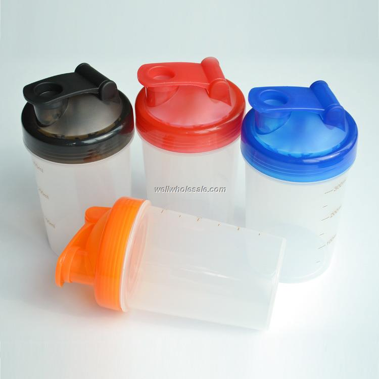 400ml/600ml protein shaker/blender bottle