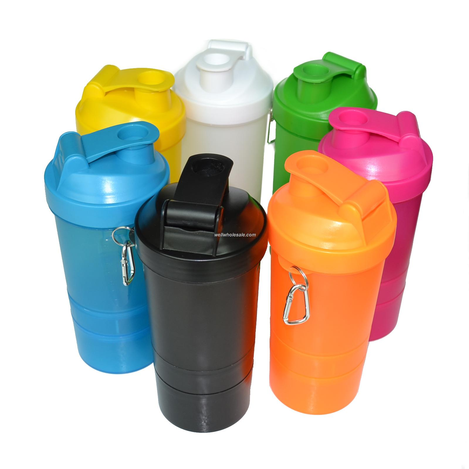500ml ALL-IN-ONE blender bottle