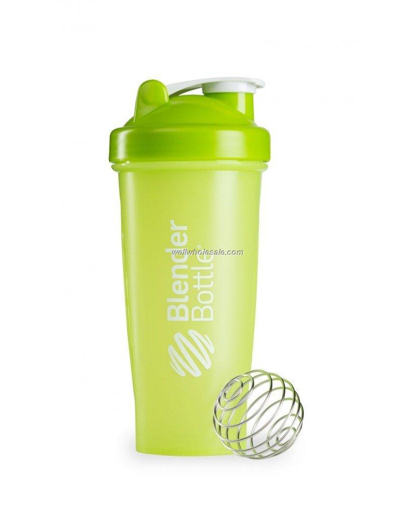 600ml plastic blender bottle