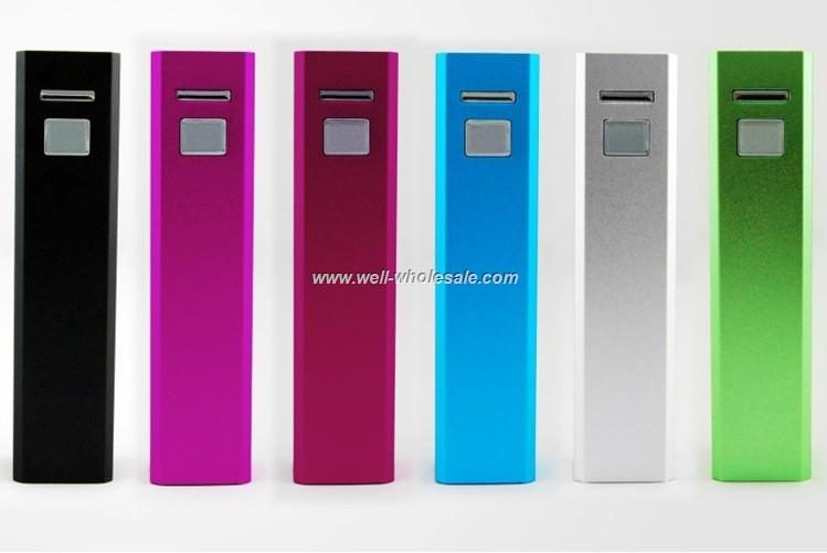 Customized Portable Power Charger, Logo Power Bank