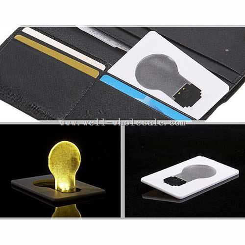 Credit Card Led Lamp,Portable LED Card Light,Pocket Lamp