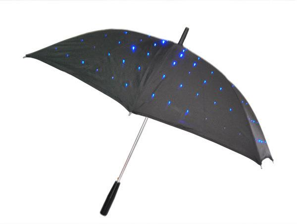 Double Sided Deluxe Twilight led umbrella