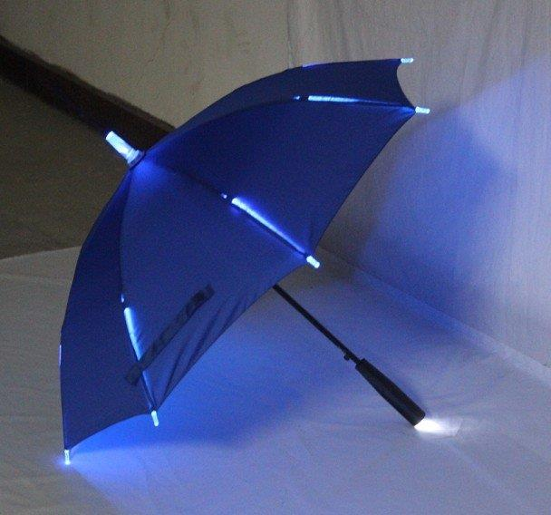Led Umbrella Manual Open Led Umbrella