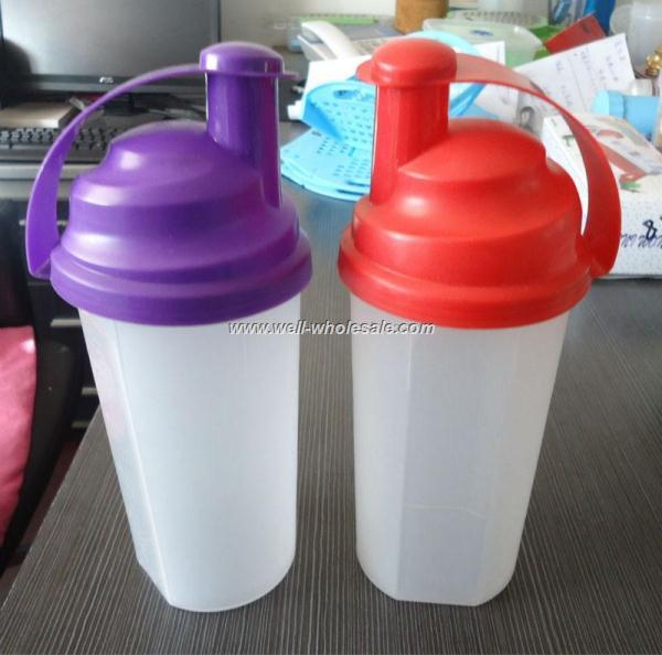 700ML BPA free Plastic Cup Protein Shaker Bottle