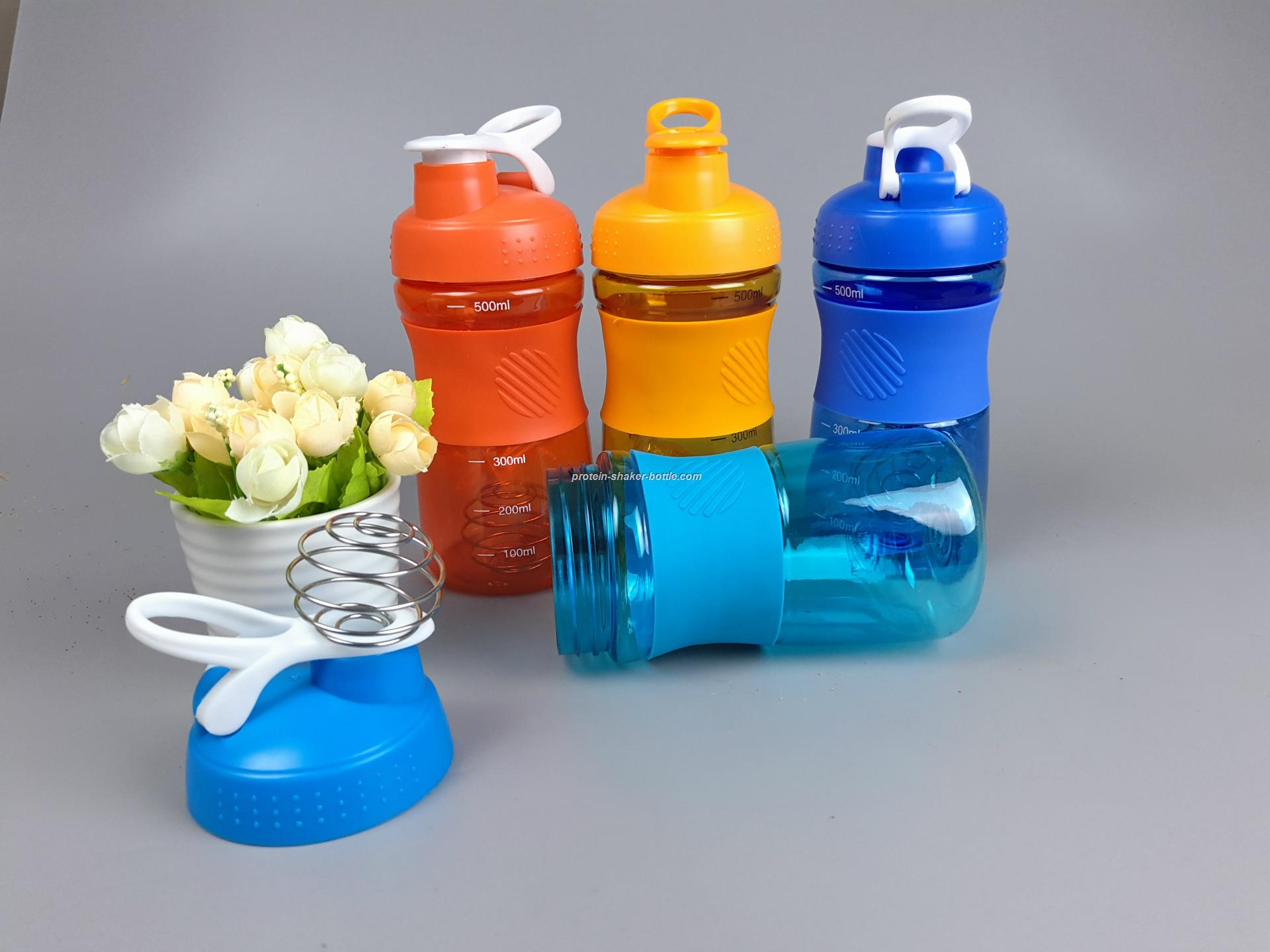 24 ounces BPA Free Custom Logo Printed Shaker Bottle Blender