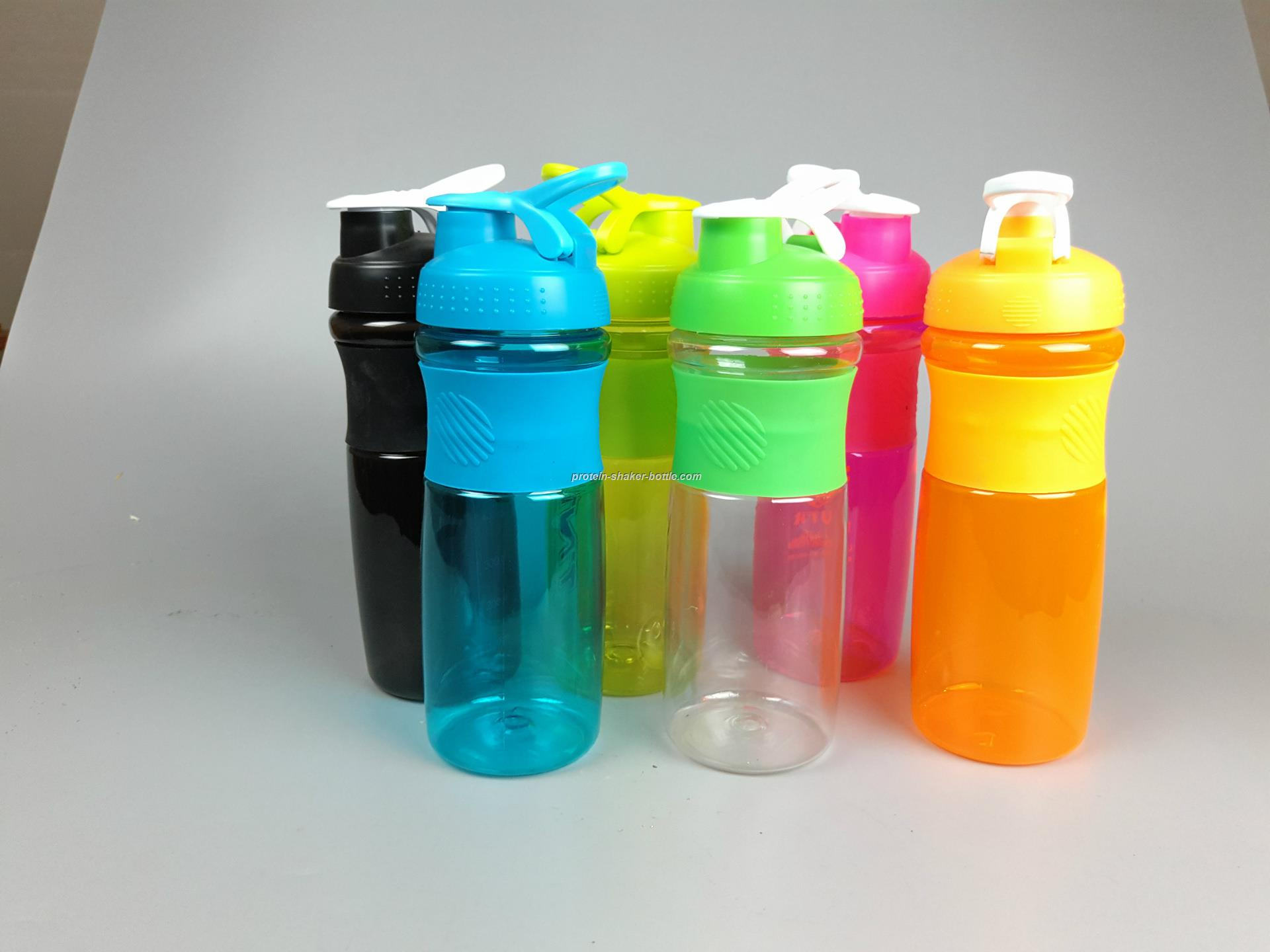 BPA Free Custom Logo Printed Shaker Bottle Blender